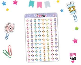 H082)  Change towels, Towel Planner Stickers, Erin Condren, Plum Paper, Limelife