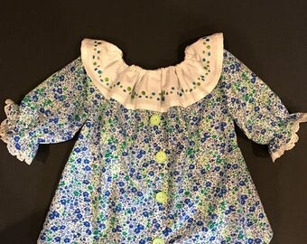 18  - 24 mos Peasant Dress/Top