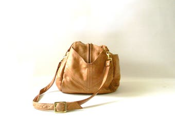 Overland Brown Leather Purse