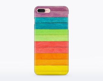 Geometry Colorful Case iPhone 7 Case Wood iPhone 7 Plus Case iPhone SE Case for Samsung S7 Case iPhone 6S Tough Case Phone iPhone Case CM22
