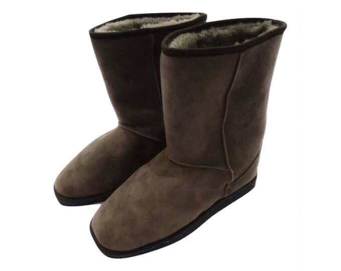 Mouton Boots,Fur Boots,Warm Boots F504