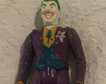 The Joker Action Figure 1989 DC Comics Toy Biz Batman