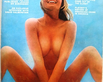 PLAYBOY August 19773 near mint condition FREE SHIPPING