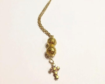 Southern Charm Cross Necklace