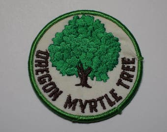 Vintage Oregon Myrtle Tree Patch - RARE!