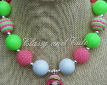 SALE!! Girls Chunky Necklace