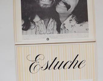 Big Bambli Sobrinos De Cheech and Chong Alcoy 1972 Vinyl Record, Weed Culture, Stoner, 1970s, 1960s, Gift Ideas, Collector's Item, Hippie