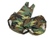Camo Baby Romper and Diaper Cover, Camouflage Romper, Hunting, Gender Neutral, Toddler Romper, Baby Rompers, Summer Romper, Newborn Romper