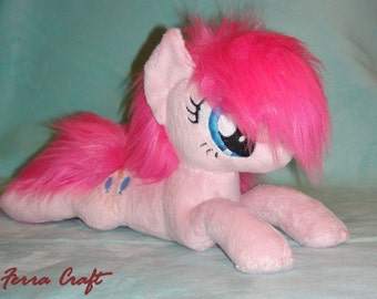 Pinkie Pie My Litlle Pony plush toy