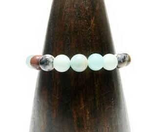 Amazonite Beads - Bracelet