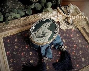 шкатулка Vintage dream jewerly box casket