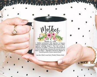Mothers Day Gift - Personalized Mug for Mom - Mom Mug - Grandma Mug - Mom Gift from Kids - Mothers Day Mug - Custom Mug for Mom