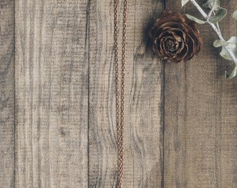 Pinecone Necklace | #17