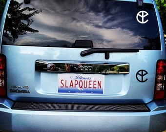 Yellow Claw Vinyl Decal - SLAPQUEEN.COM