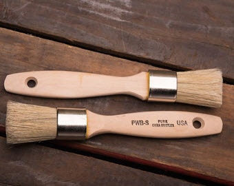Chalk Paint Brush, Wax Applicator, Pro Brush Small, Dixie Belle Paint Brush, Wax Brush