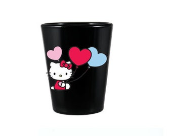 Hello Kitty Shot Glass
