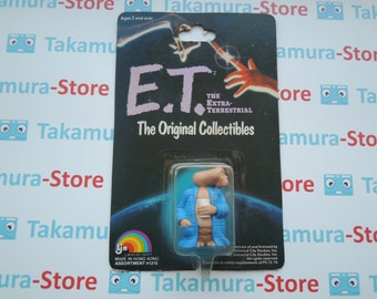 E.T. Japanese Vintage Figure 5 (Ref A)