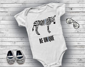 Zebra print, Newborn baby boy coming home outfit, baby bodysuit, baby clothing, Unique baby clothes, Cute baby sayings,  baby gift ideas