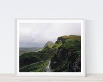 Scottish Highlands, Highlands Print, Highlands Photography, Highlands, Scottish Landscape, Scottish, Highland Photography,  #L5