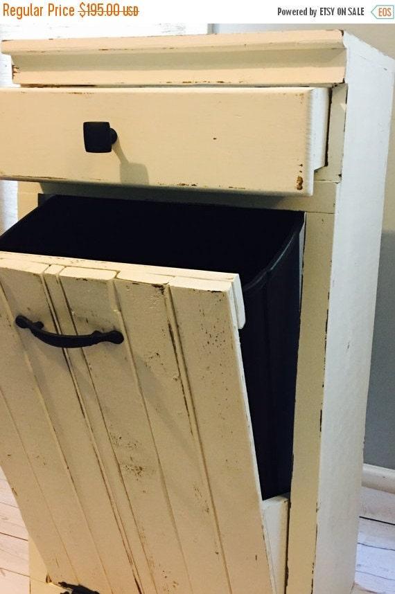 holiday sale tilt out trash bin trash bin with by adashofdaisy. Black Bedroom Furniture Sets. Home Design Ideas