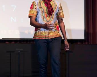 African Shirt for Men, Dansiki, African Dansiki Designs