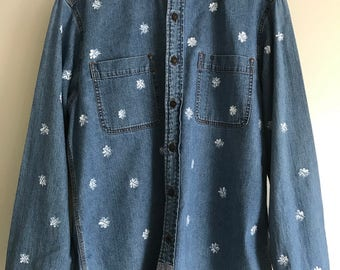 LEVIS SHIRT | Size M | VINTAGE | Stars