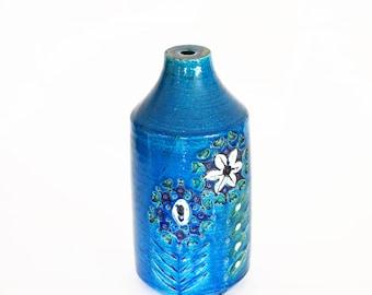 Bitossi - Rimini Blue - Mid Century-  Ceramic lamp Base  - 1950's Era