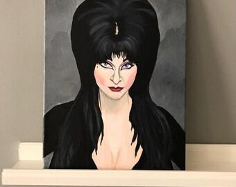Elvira Portrait