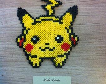 Pikachu Pixel art / Perler Beads