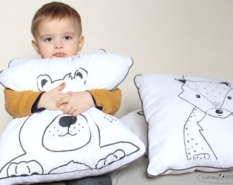 bear nursery etsy. Black Bedroom Furniture Sets. Home Design Ideas