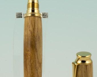 Omega Fountain pen in English Oak