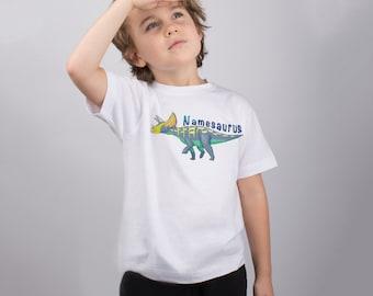 Triceratops Shirt Dinosaur Shirt Dinosaur Tshirt for Kids Dinosaur Outfit Dinosaur Jr Shirt Custom Kids Shirt Dinosaur T-shirt Toddler PF144