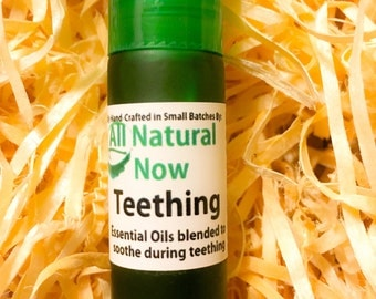 Teething Essential Oil Blend