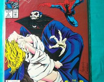 1994 Spider-Man VS Dracula