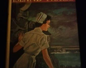 Cherry Ames Island Nurse Collectible Book