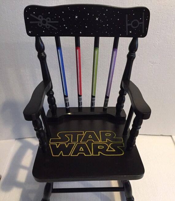Star Wars Rocking Chair Star Wars Kids Star Wars Furniture