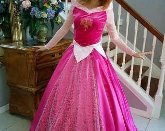 Sleeping Beauty Princess Adult Costume
