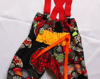 """Made in France. Pants suspenders """"Japi"""" 