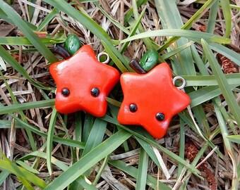 Kawaii Fruit Stars