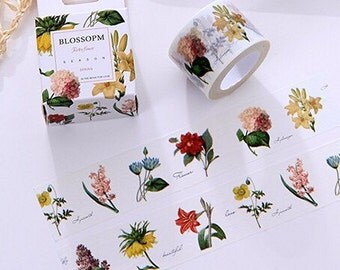 Wide Washi Tapes,