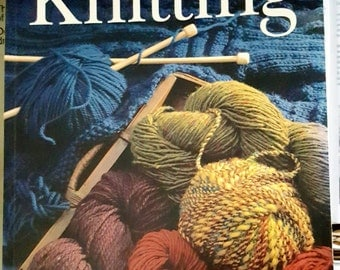2001 Big Book of Knitting by Katharina Buss Features Schachenmayr Yarns! Softcover Knitting Pattern Book