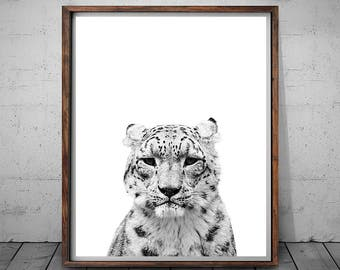 Cheetah Print, Cheetah Photography Print, Cheetah Printable Art, Animal Wall Art, Wall Decor, Black and White, Cheetah Art, Instant Download