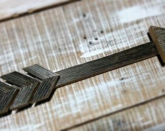 Reclaimed Wood Arrow-Wall Decor-Rustic Arrow-Gallery Wall Decor