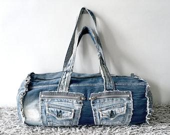 Jean Upcycled bag | Weekend