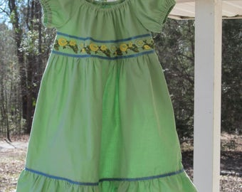 Beautiful Spring Dress - size 4T - Perfect for Easter