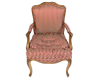 French-Style Armchair by Baker