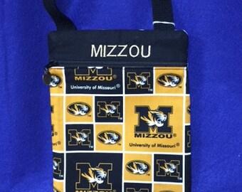 University of Missouri Crossbody Bag