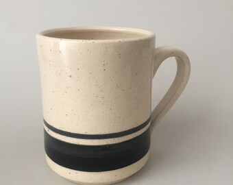 Bold Stripe Coffee Mug