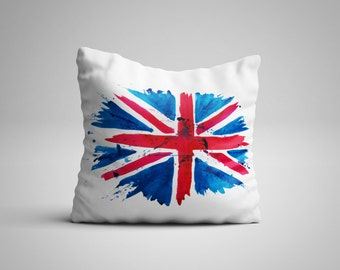 Union Jack Cushion.
