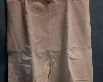 Vintage Girdle with 4 Garters  by Youthcraft